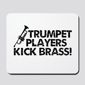 Kick Brass Mousepad
