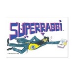 Superrabbi (Super Rabbi) Mini Poster Print (B)