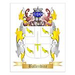 Ballendine Small Poster