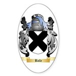 Balle Sticker (Oval 50 pk)