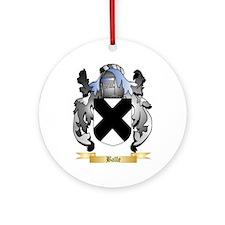 Balle Ornament (Round)