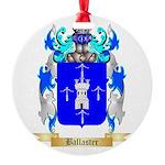 Ballaster Round Ornament