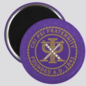 Chi Psi Shield Magnet