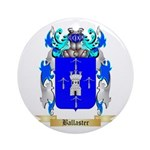 Ballaster Ornament (Round)