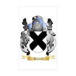 Ballard Sticker (Rectangle 50 pk)