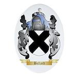 Ballard Ornament (Oval)