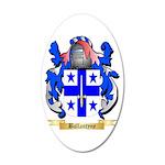 Ballantyne 20x12 Oval Wall Decal