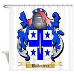 Ballantyne Shower Curtain