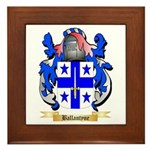 Ballantyne Framed Tile