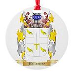 Ballantine Round Ornament