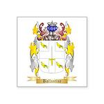 Ballantine Square Sticker 3