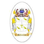Ballantine Sticker (Oval 10 pk)