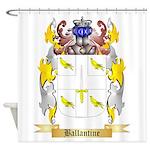Ballantine Shower Curtain