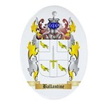 Ballantine Ornament (Oval)