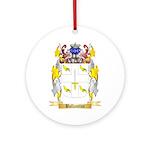 Ballantine Ornament (Round)