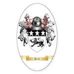 Ball Sticker (Oval)