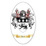 Ball Sticker (Oval 50 pk)
