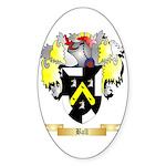 Ball (Drogheda) Sticker (Oval 50 pk)