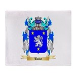 Balke Throw Blanket