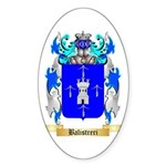 Balistreri Sticker (Oval 10 pk)