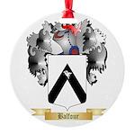 Balfour Round Ornament