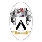 Balfour Sticker (Oval)