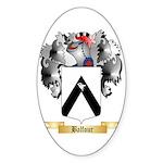 Balfour Sticker (Oval 50 pk)