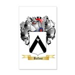Balfour 35x21 Wall Decal