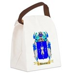 Balestrini Canvas Lunch Bag