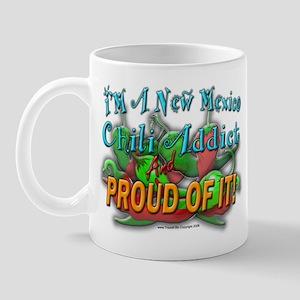 Chili Addict Mug