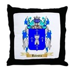 Balestra Throw Pillow