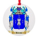 Balesta Round Ornament