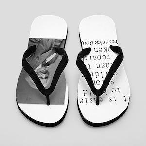It Is Easier To Build Flip Flops
