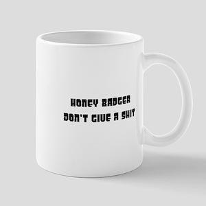 honey badger Mugs