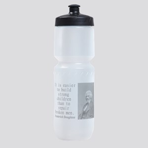 It Is Easier To Build Sports Bottle