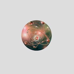 Atomic structure - Mini Button