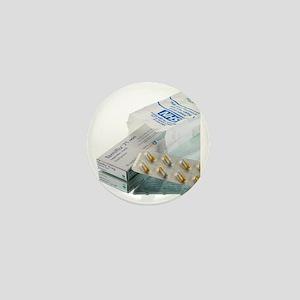 Tamiflu influenza drug - Mini Button