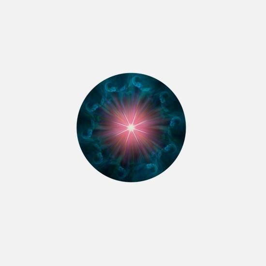 Big Bang, conceptual artwork - Mini Button