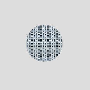 DNA sequences - Mini Button