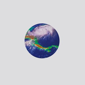 Hurricane Mitch - Mini Button