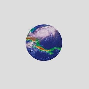 Hurricane Mitch - Mini Button
