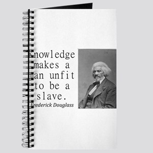 Knowledge Makes A Man Journal
