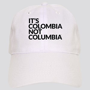 Colombia Not Columbia Baseball Cap