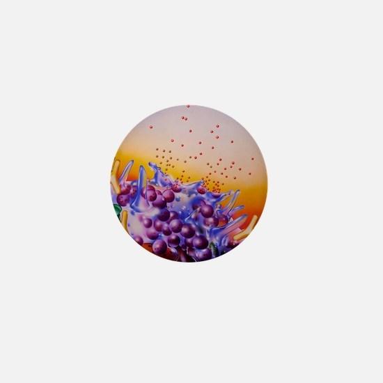 response - Mini Button
