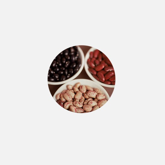 Dried pulses - Mini Button
