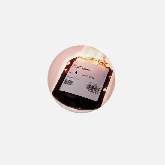 Blood bag - Mini Button
