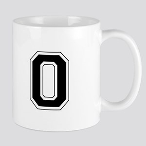 Collegiate Monogram O Mug