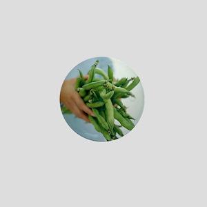 Green beans - Mini Button