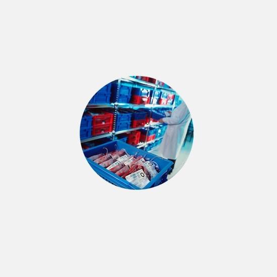 Blood storage - Mini Button