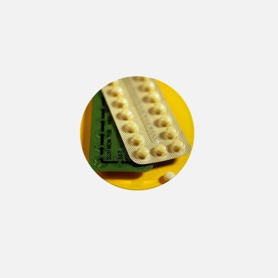 Oral contraception - Mini Button